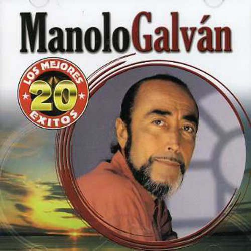 Manolo Galvan [Import]