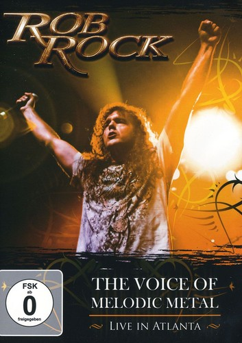 The Voice of Melodic Metal: Live in Atlanta