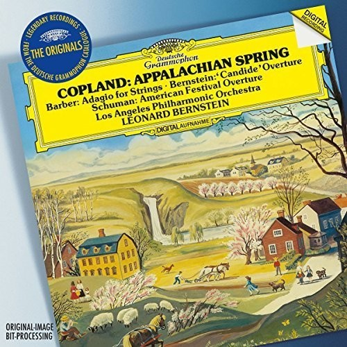 Originals: Appalachian Spring /  Barber: Adagio for