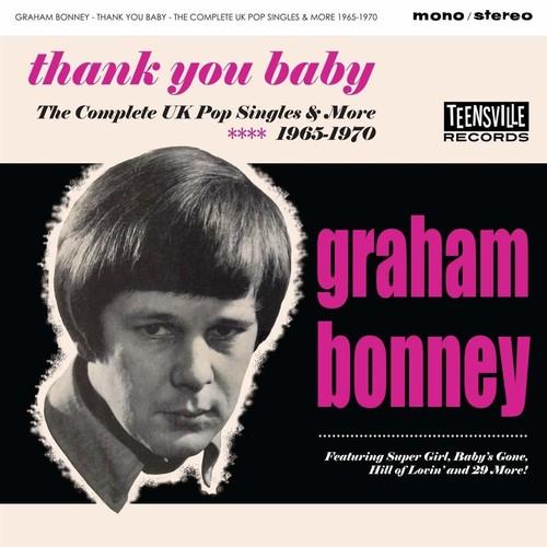 Graham Bonney - Thank You Baby