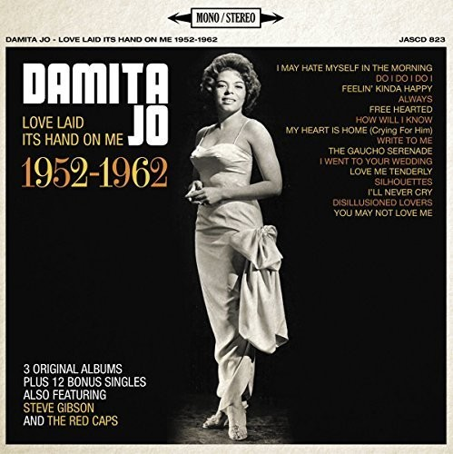 Love Laid Its Hand on Me 1952-62:Original Albums [Import]