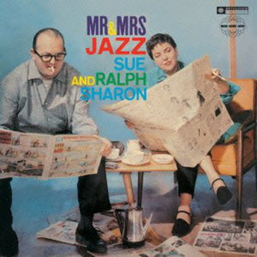 Mr & Mrs Jazz [Import]