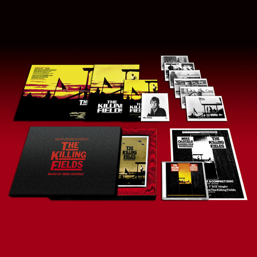 Mike Oldfield - Killing Fields (W/Dvd) (Box) [Limited Edition] (Spkg) (Uk)