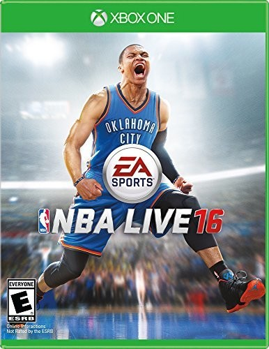 Xb1 NBA Live 16 - Nba Live 16