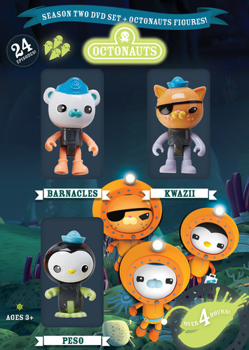 Octonauts: Season Two (With Figurines)