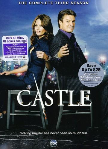 Castle [TV Series] - Castle: The Complete Third Season