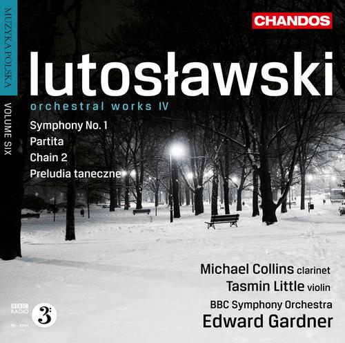 TASMIN LITTLE - Orchestral Works 4 (Hybr)