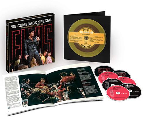Elvis Presley - Elvis: '68 Comeback Special (50th Anniversary Edition)