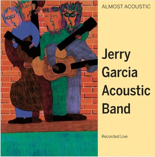 Jerry Garcia - Almost Acoustic [Purple 2LP]