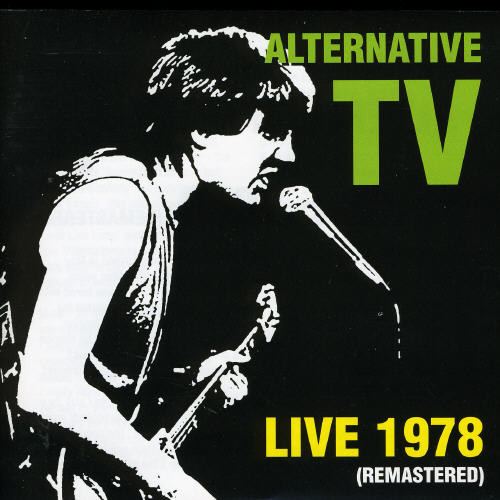 Alternative Tv - Live 1978