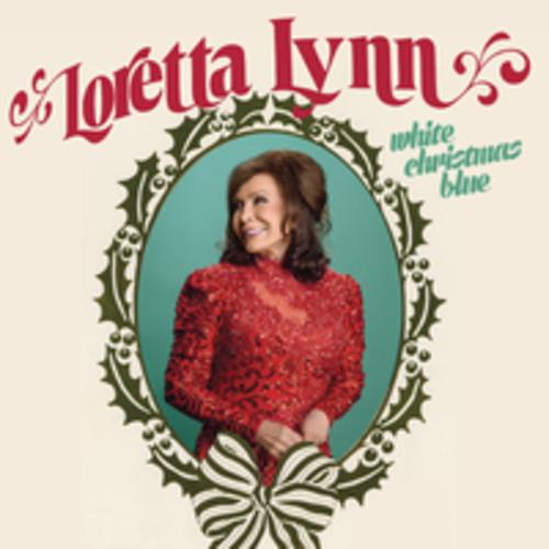 Loretta Lynn - White Christmas Blue [Vinyl]