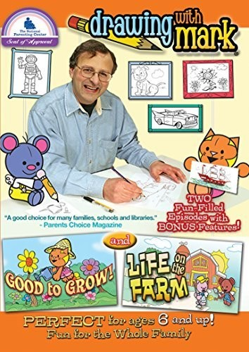 Drawing With Mark: Good To Grow /  Life On The Farm