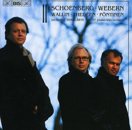 Verklarte Nacht /  Webern: Selected Piano & Chamber