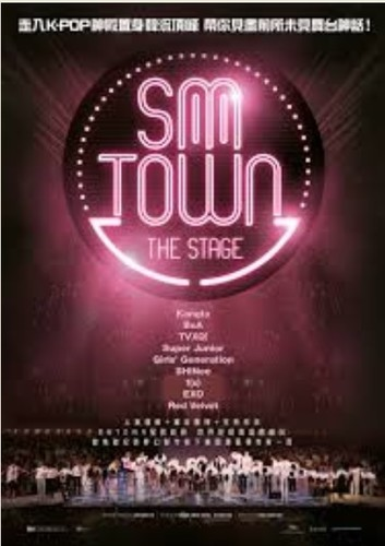 Smtown the Stage (2015) [Import]
