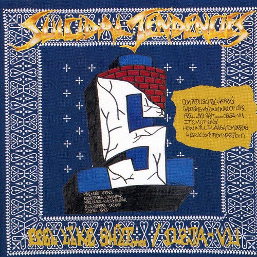 Suicidal Tendencies - Controlled By Hatred [Import]
