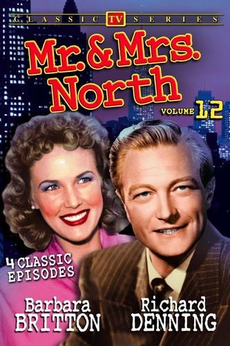 Mr. & Mrs. North: Volume 12