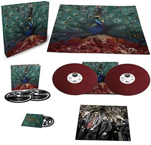 Opeth - Sorceress Box