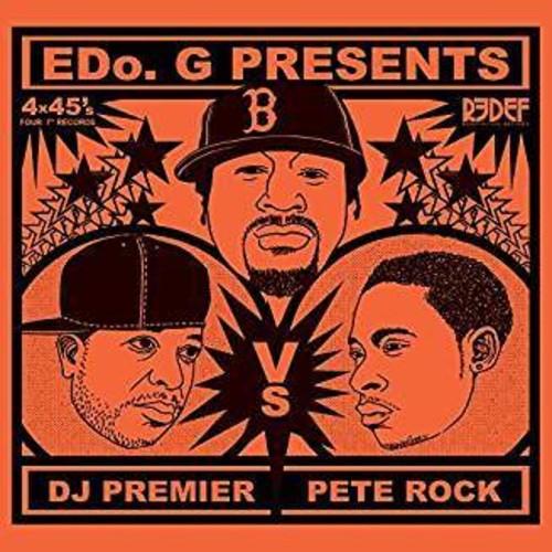 Edo G - Pete Rock Vs. Dj Premier (4X45 Set)