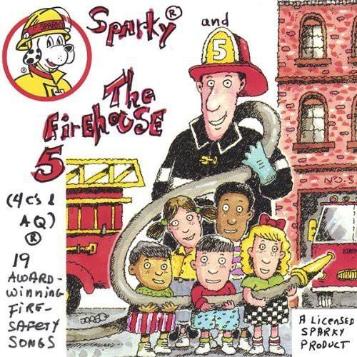 Sparkyr & the Firehouse 5 4 C's & a QR
