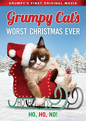 Grumpy Cat's Worst Christmas Ever