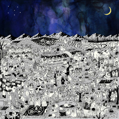 Father John Misty - Pure Comedy [LP]