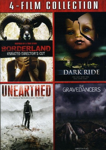 Borderland /  Dark Ride /  Unearthed /  Gravedancers