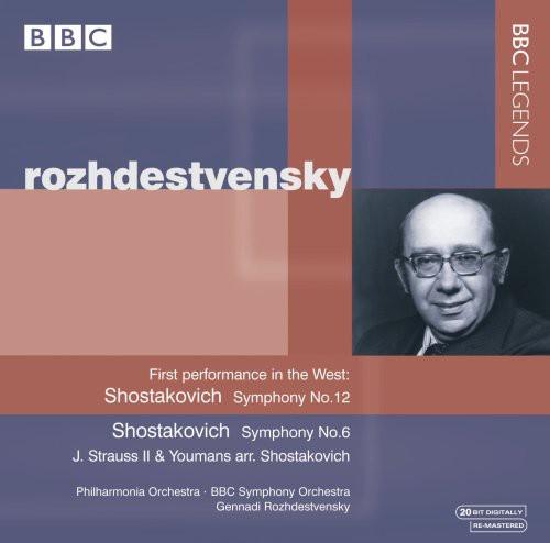 Symphony No. 12 in D minor Op. 112