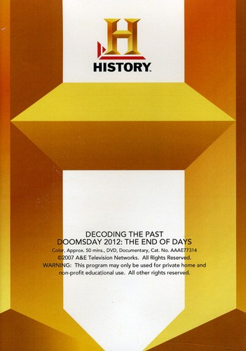 Doomsday 2012: The End of Days