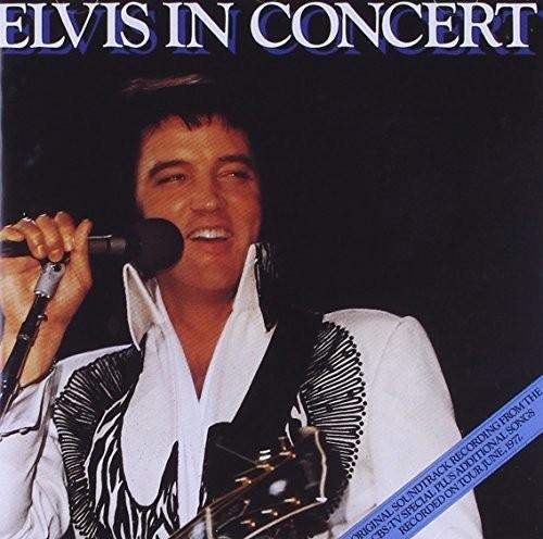Elvis in Concert [Import]