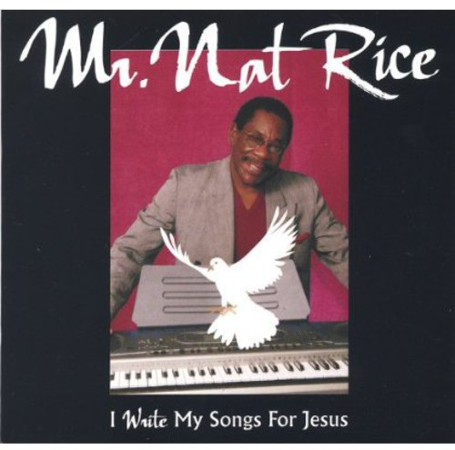 I Write My Songs for Jesus