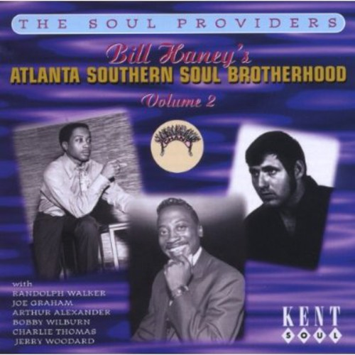 Bill Haney Atlanta Soul Brotherhood - Vol. 2-Billy Haney's Atlanta Soul Brotherhood [Import]