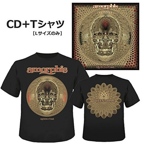 Amorphis - Queen Of Time [Import Limited Edition]