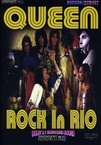 Queen - Rock in Rio