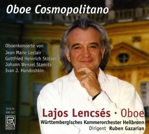 Oboe Cosmopolitano