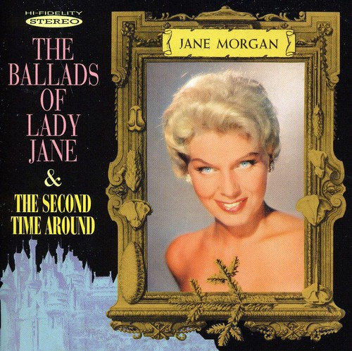 Jane Morgan - Ballads Of Lady Jane & The