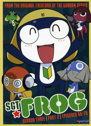 Sgt. Frog: Season Three Part Two