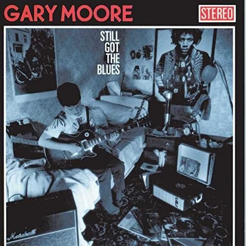 Gary Moore - Still Got The Blues [LP]