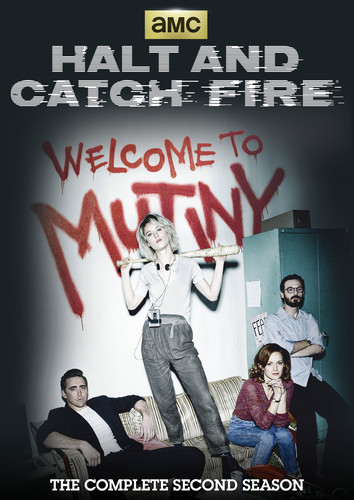 Halt and Catch Fire: The Complete Second Season