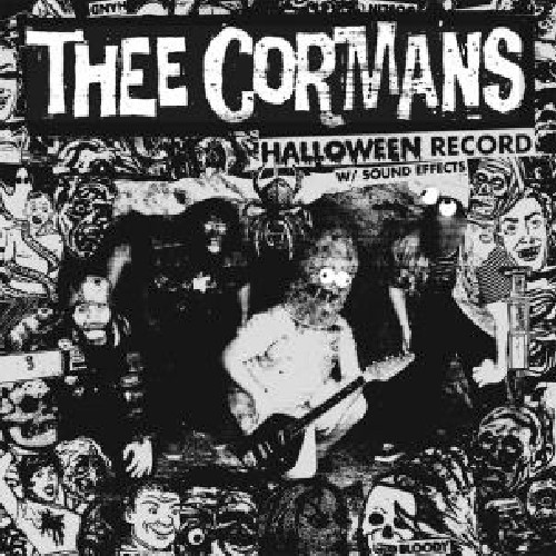 Cormans - Halloween Record with Sound Effects