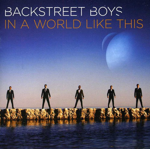 Backstreet Boys - In A World Like This [Import]