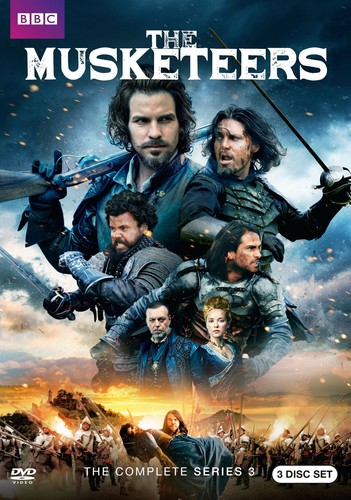 The Musketeers: The Complete Series 3