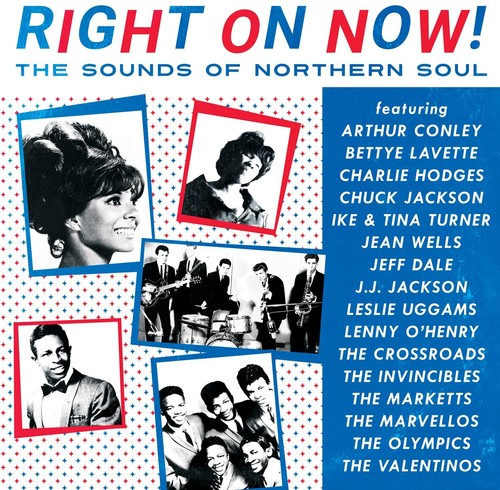 Various Artists - Right On Now! The Sounds of Northern Soul [LP]
