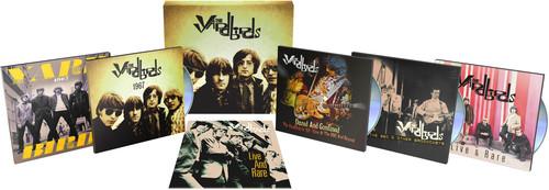 The Yardbirds - Live & Rare