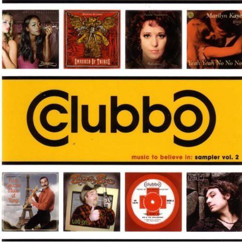 Clubbo Sampler 2