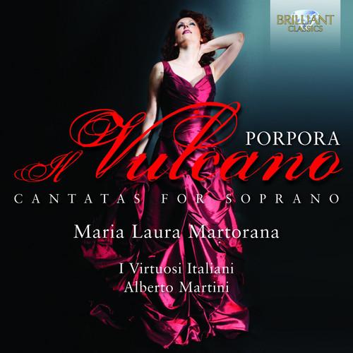 I Virtuosi Italiani - Cantatas For Soprano