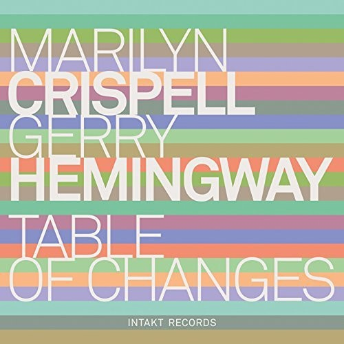 Crispell / Hemingway - Table Of Changes
