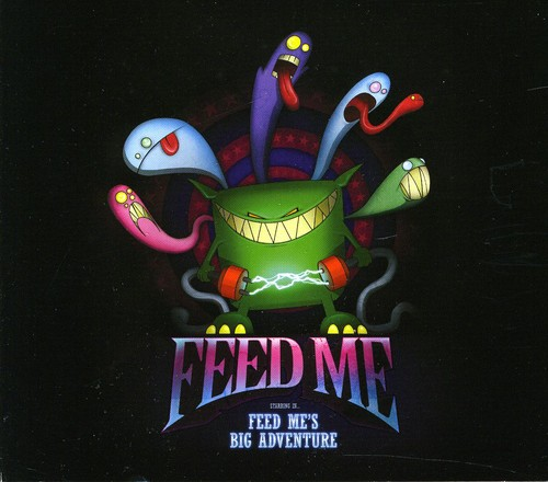 Feed Mes Big Adventure [Import]