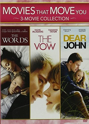 Movies That Move You: Words /  The Vow /  Dear John