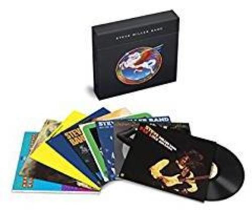 Steve Miller - Complete Albums 1 (1968-1976) [Reissue]