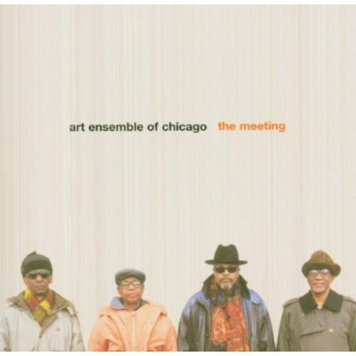 Art Ensemble Of Chicago - The Meeting